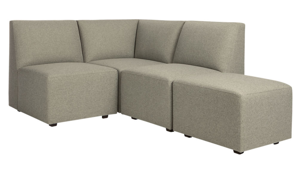 layne corner sectional chair