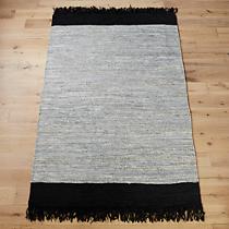leather dressage rug
