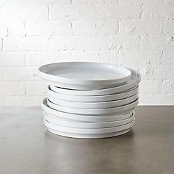 ledge salad plates set of eight