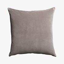"leisure grey 23"" pillow"