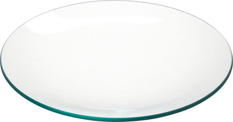 lens dinner plate