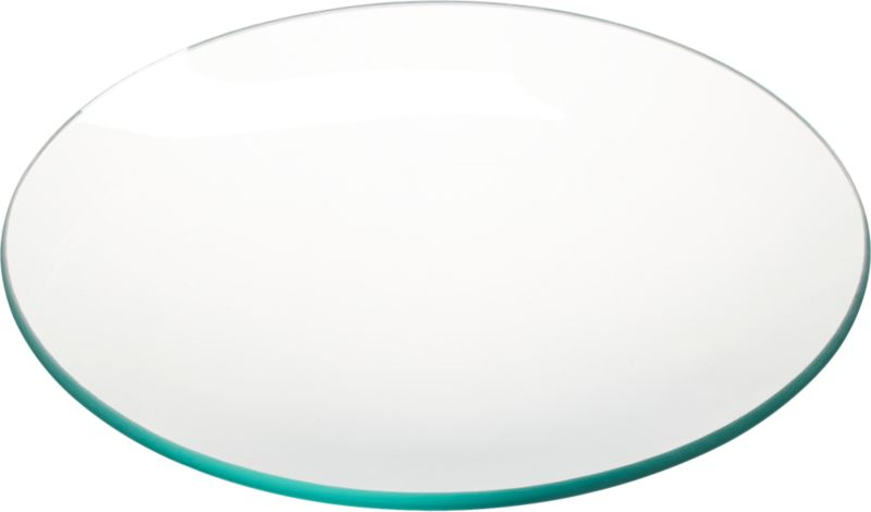 lens salad plate