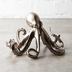 leon the bronze octopus