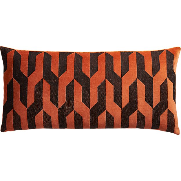 "links 23""x11"" pillow"