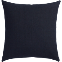 "linon navy 20"" pillow"