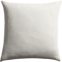 "linon white 20"" pillow"