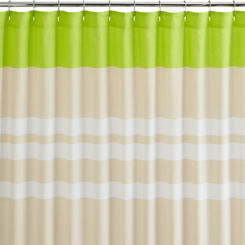 lively shower curtain