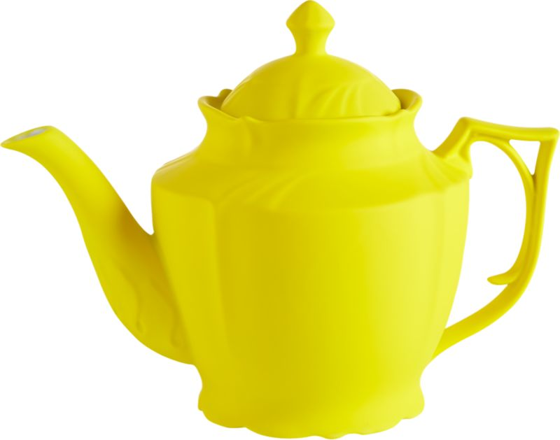lizzy teapot