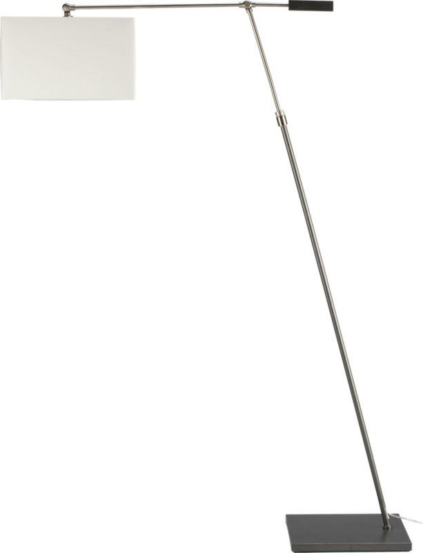 luxe floor lamp