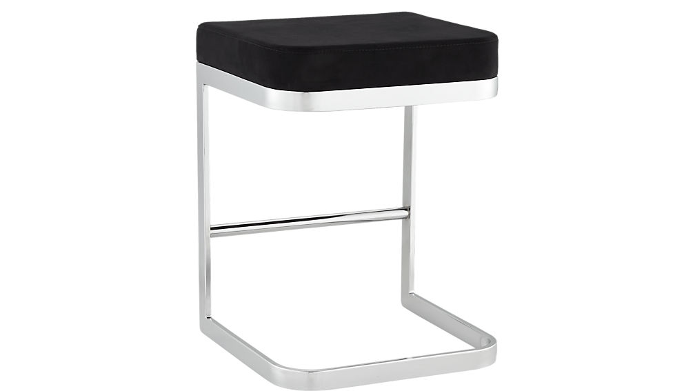 "mack suede 24"" counter stool"