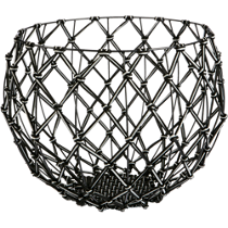 macramé basket