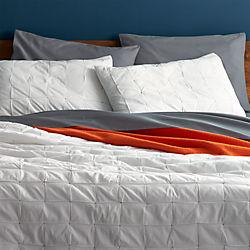 mahalo white bed linens
