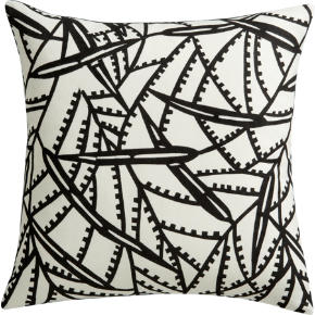 maize pillow shopping in CB2 pillows, throws