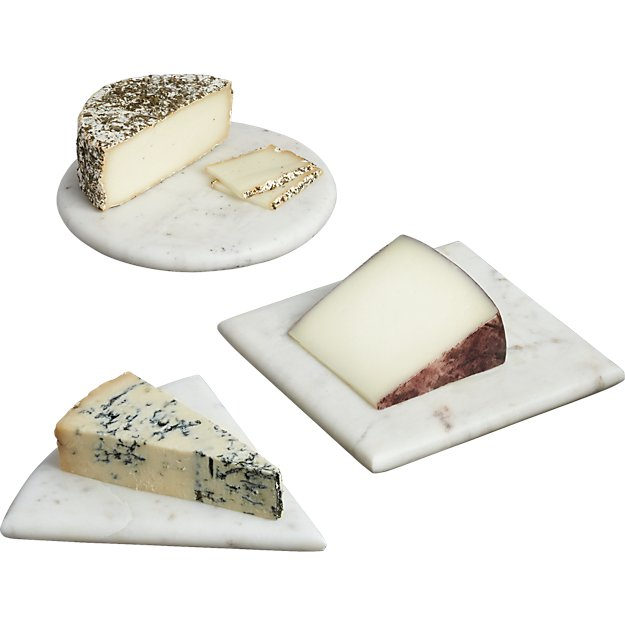 marble cheese servers