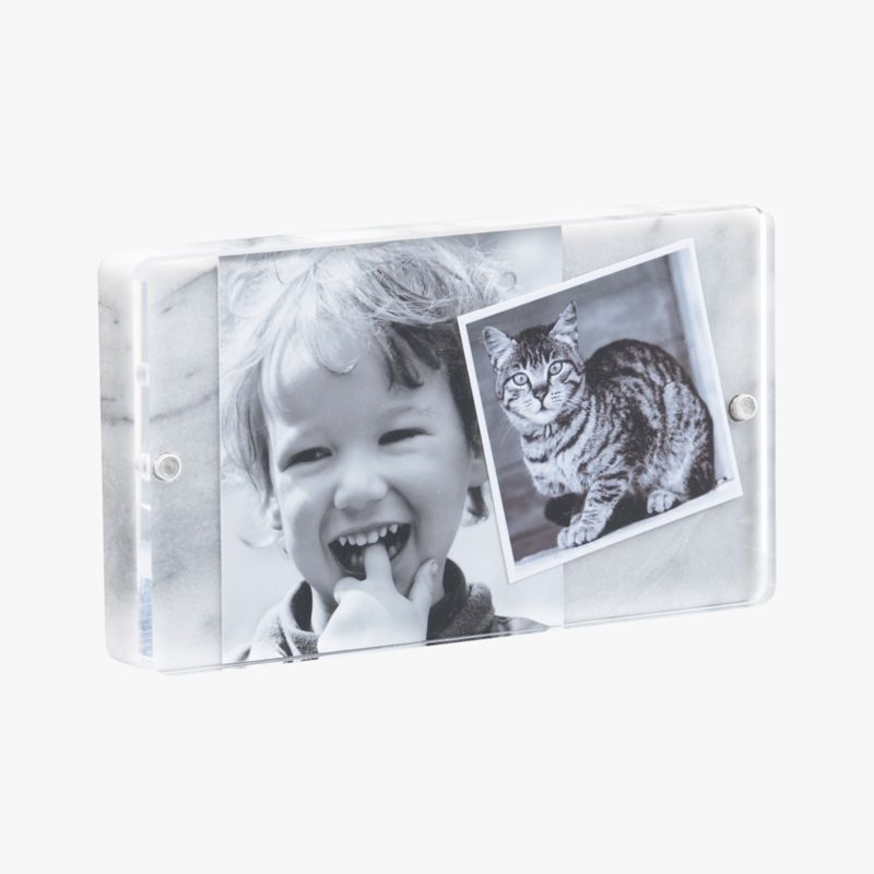 marble 4x6 picture frame