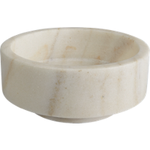 marble pillar candle holder