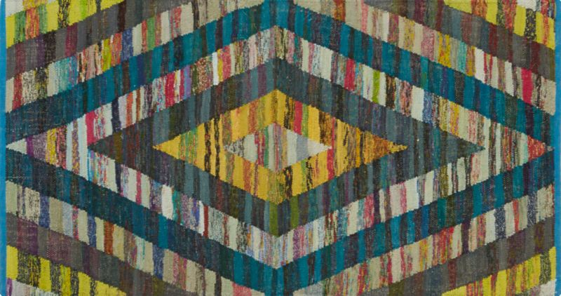 marque chindi rug 3'x5'