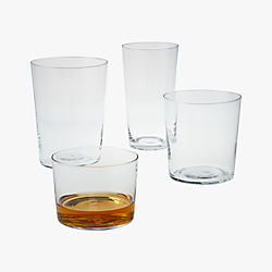 Marta Barware Modern And Unique Glassware Cb2