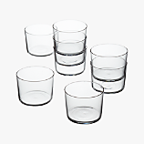 set of 8 marta tasting glasses