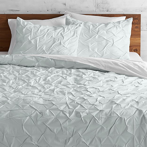 melyssa icy blue bed linens