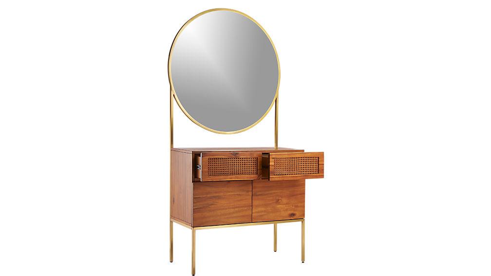 memento mirror cabinet