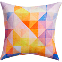 "mingled 16"" pillow"