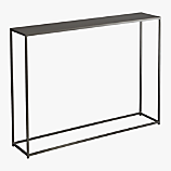 mill mini console table