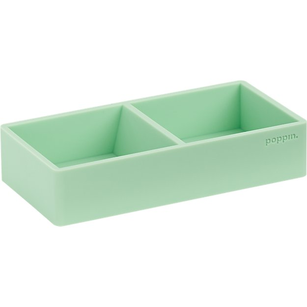 Poppin ® mint this that tray