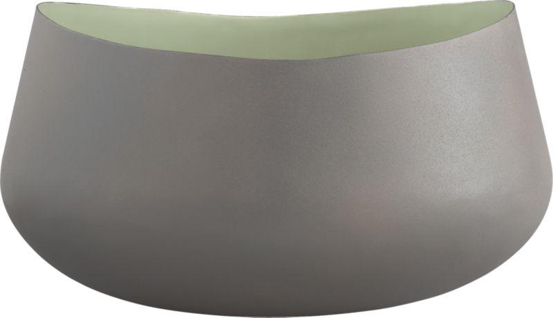 molten liquid mint bowl