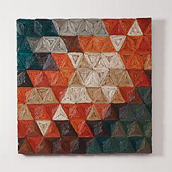mosaic wall decor