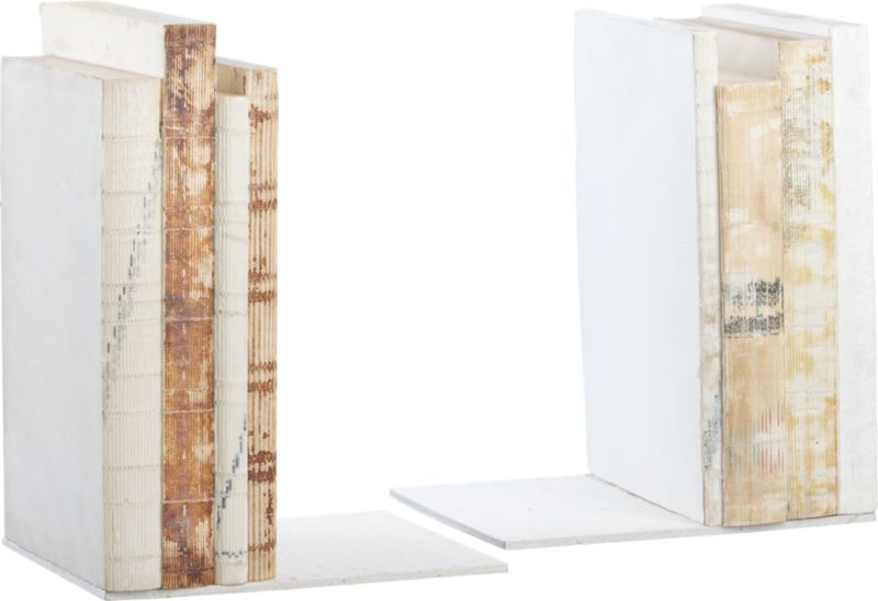 naked bookends set of 2