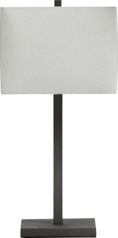 nash table lamp