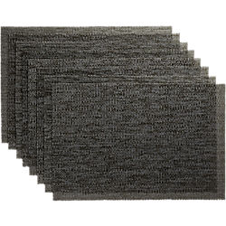 net shale placemats set of eight