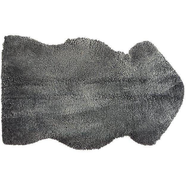 new zealand shorn sheepskin throw