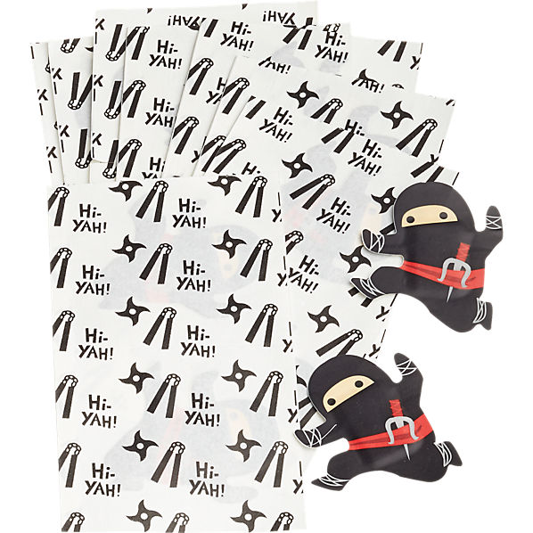 Cute ninja band-aids