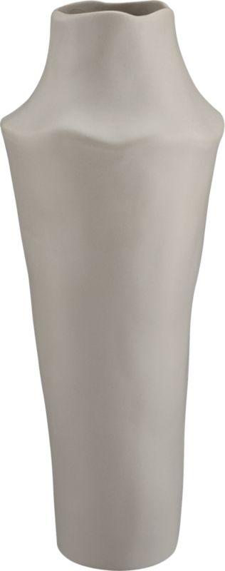 nucha grey vase