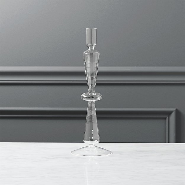 numi 1-ring taper candleholder