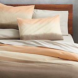ombre bed linens