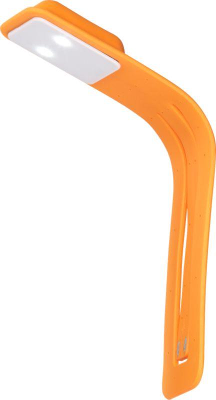 orange booklight
