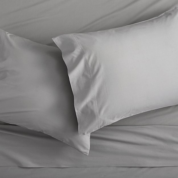 full organic cement percale sheet set
