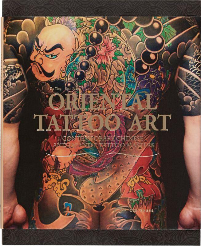 """""""oriental tattoo art"""""""