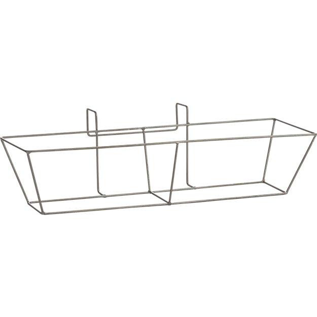 oscar rectangular rail frame