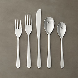 20-piece paige flatware set