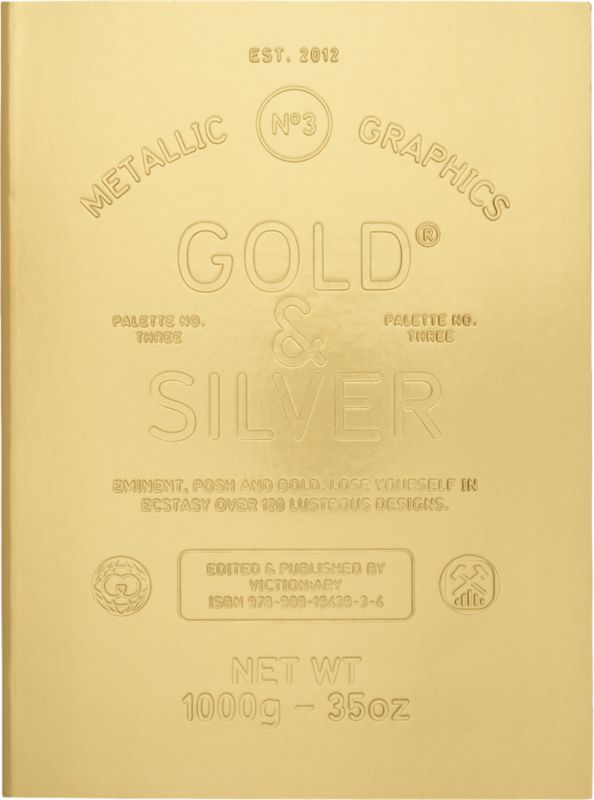 """palette 03: gold & silver"""
