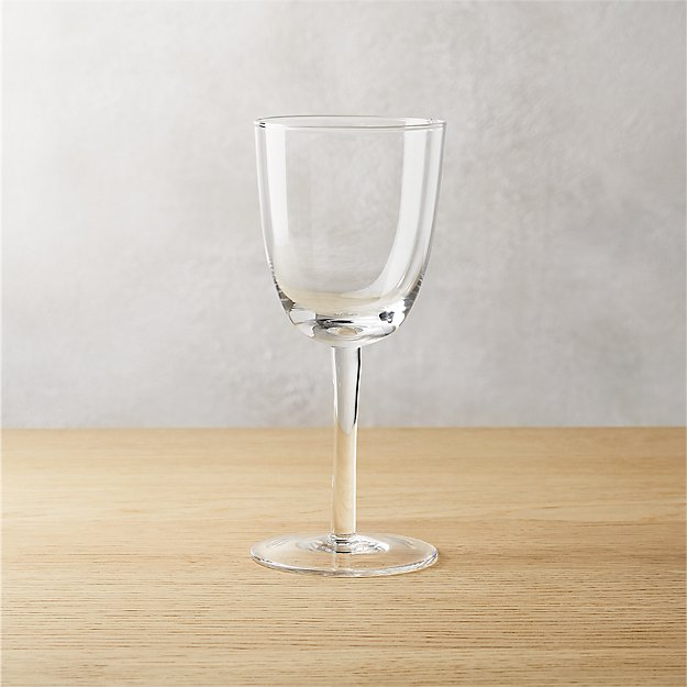 palm cocktail-wine glass
