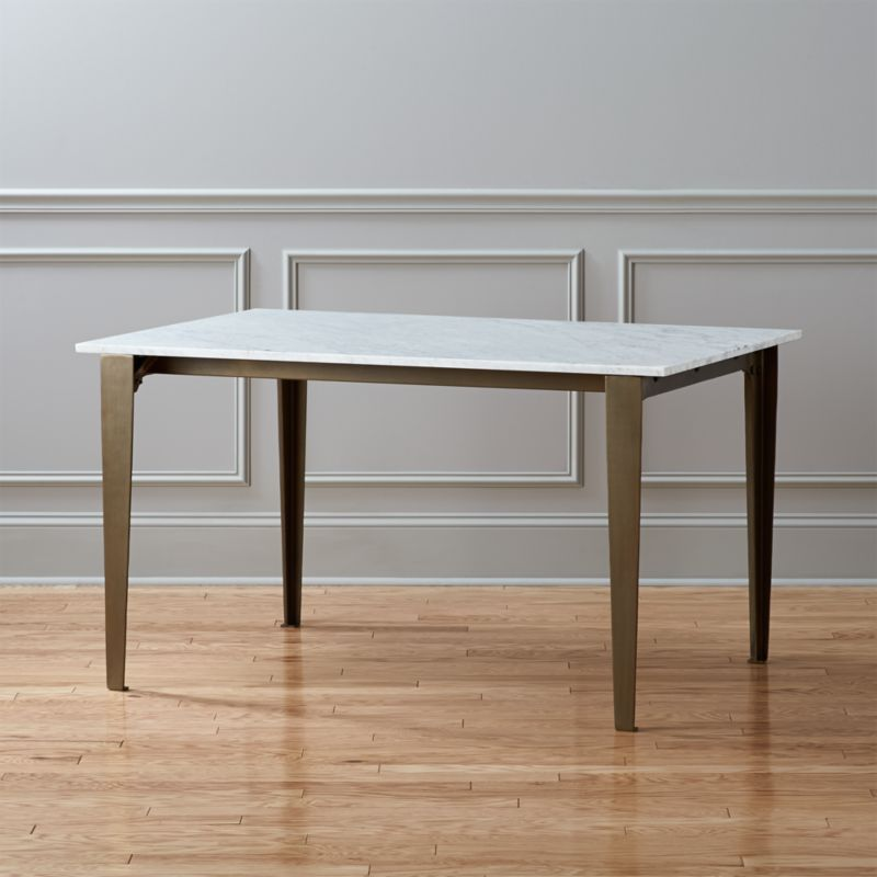 Paradigm 54 Quot Dining Table Cb2