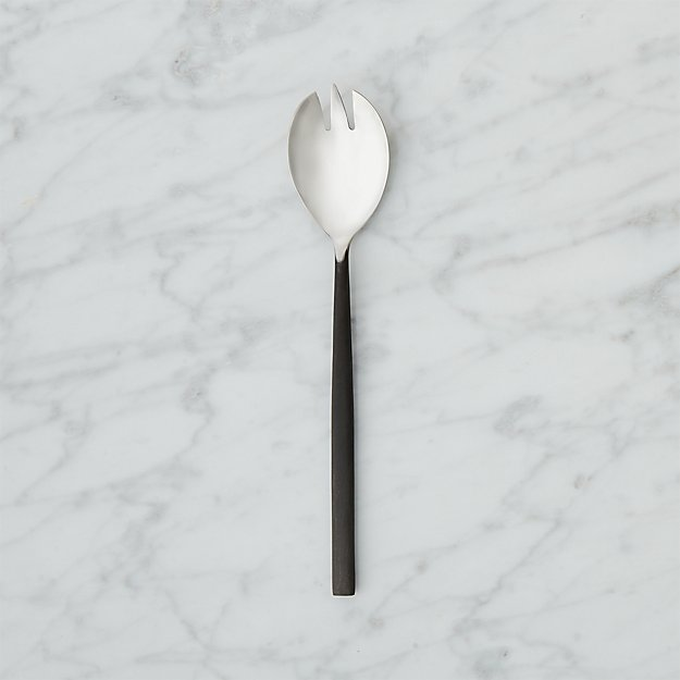 pattern 127 slotted serving spoon