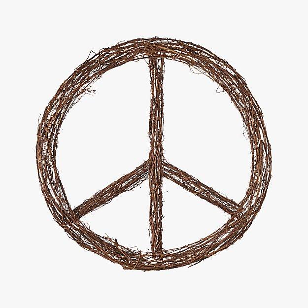 inner peace wreath