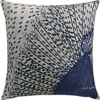 "peacock 18"" pillow"