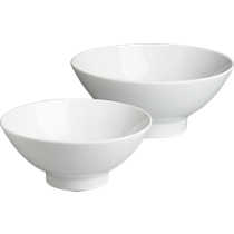 pendant serving bowls